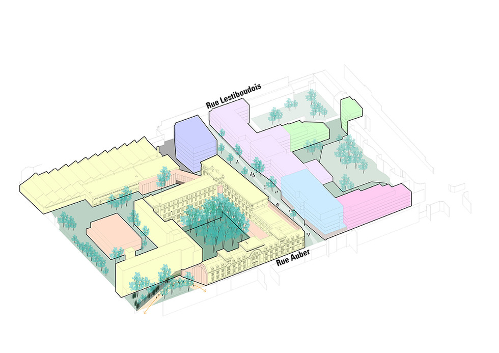 Enseignement Campus ICAM, Lille