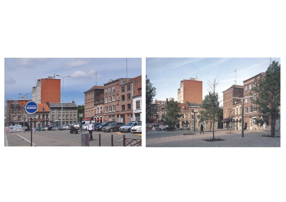 Place St Hubert, Lille_avant.jpg