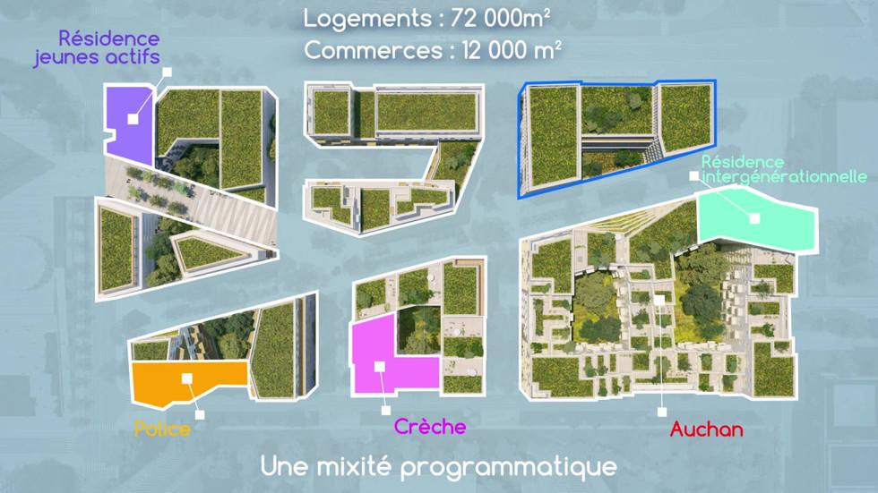 Bobigny 2, Bobigny