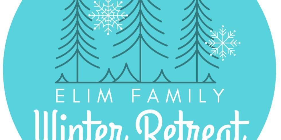 Winter Family Retreat