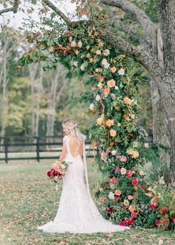 Outdoor Wedding Flower