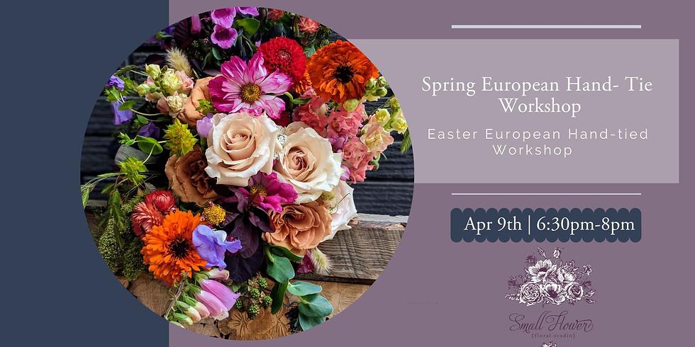 Spring Botanical Wreath Workshop