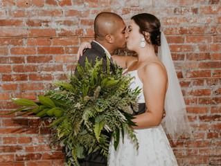 Earthy Autumn Wedding at Venue 308, Calgary
