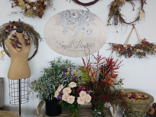 Same beautiful flowers - Same one-of-a-kind arrangements - Same talent - New business model