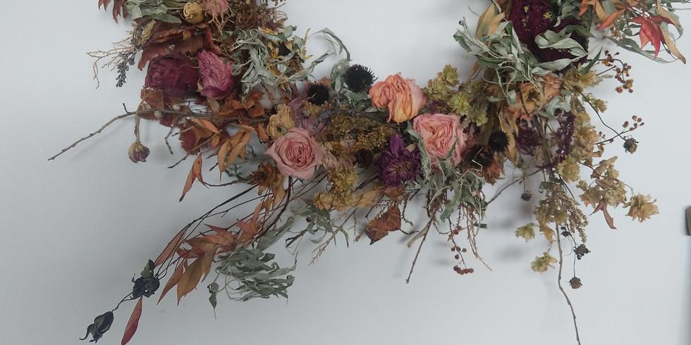 Gratitude Wreath Workshop
