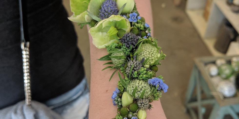 Virtual Floral Tattoo Workshop Kit