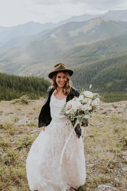 Rockey Mountain Bride