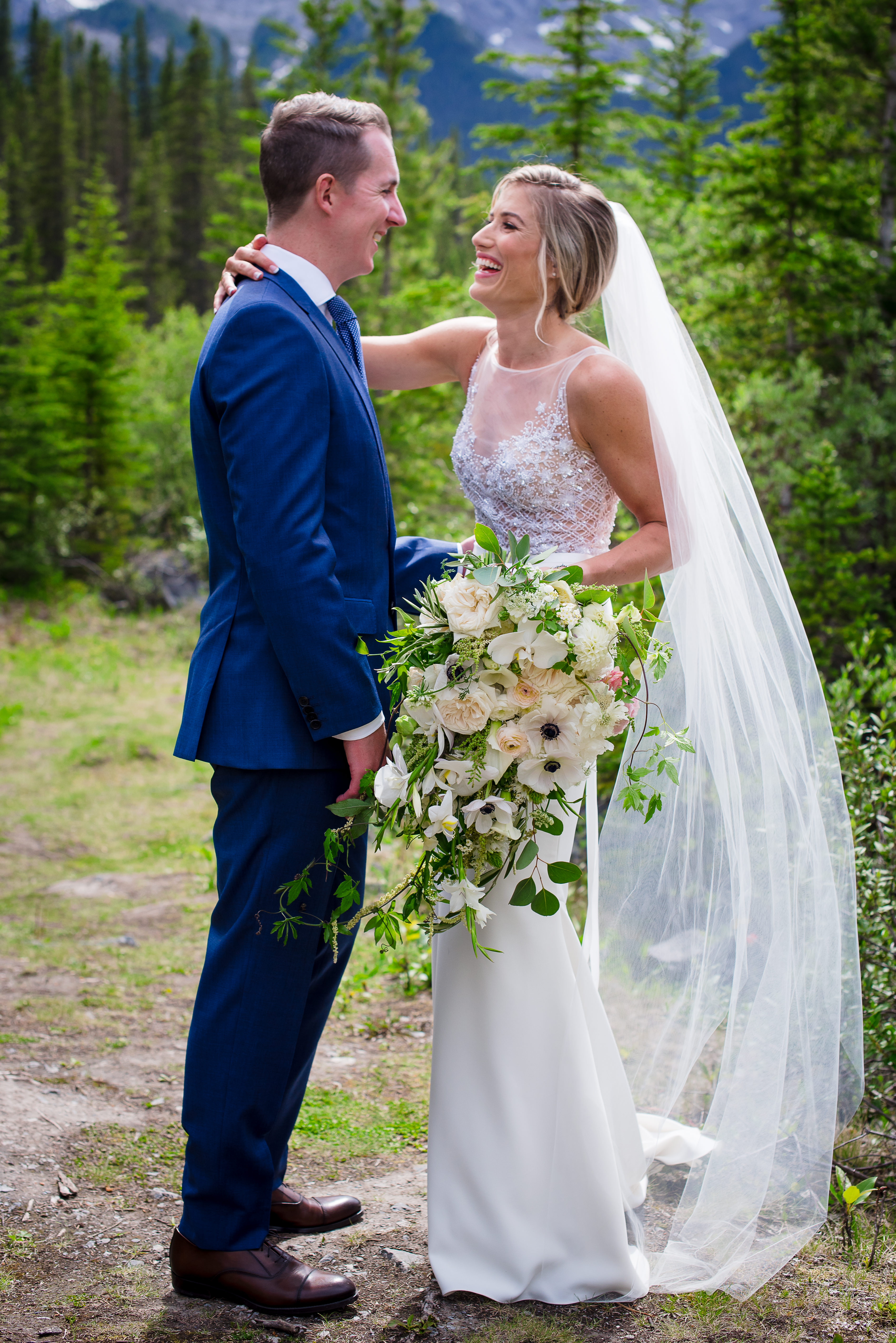 B+R Canmore Wedding
