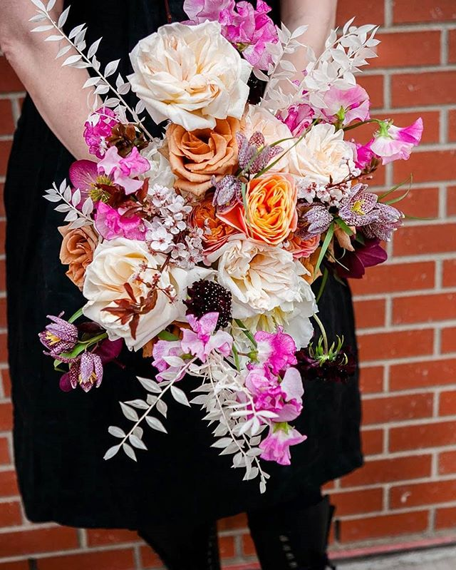 Hit of Happy Bridal Bouquet