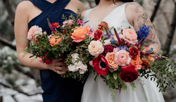 R+A Wedding Day
