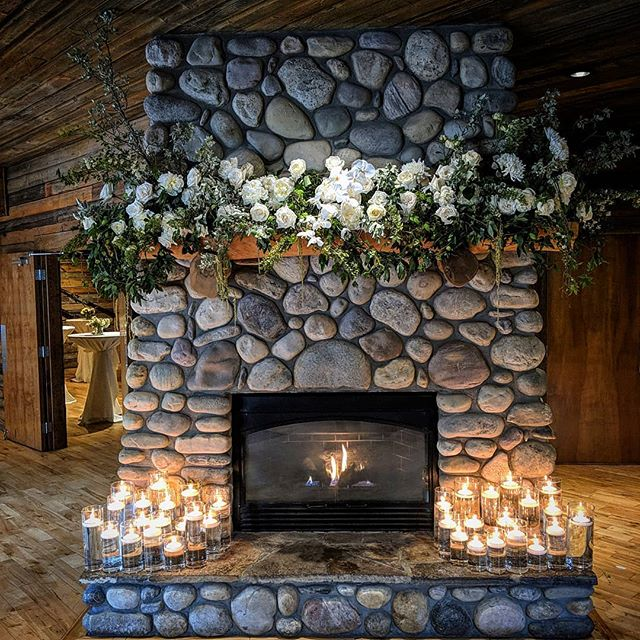 Cornerstone Fireplace, Canmore, AB