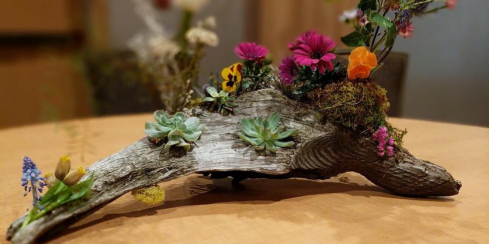 Winter Woodlands Tablescape Workshop