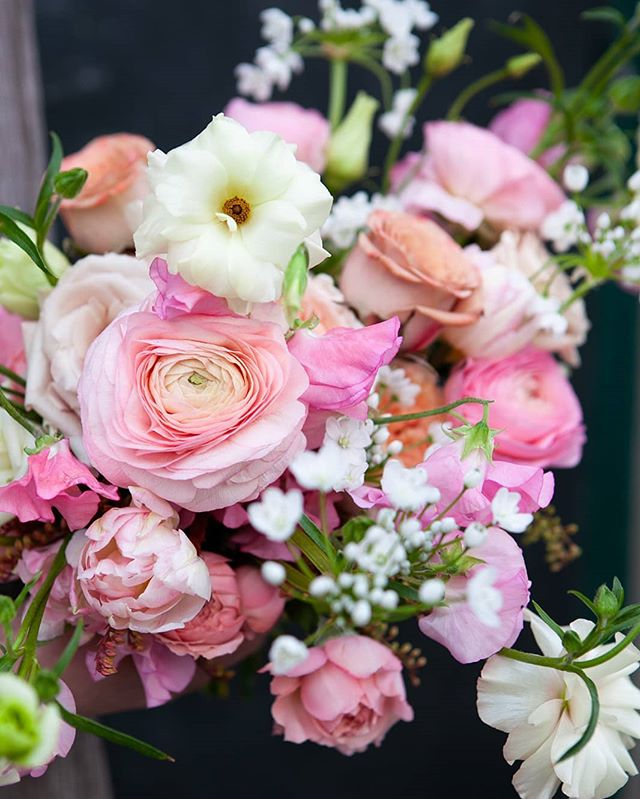 soft and romantic summer blooms