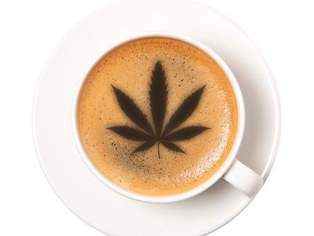Caffeine & CBD