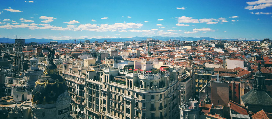Yes to Madrid!