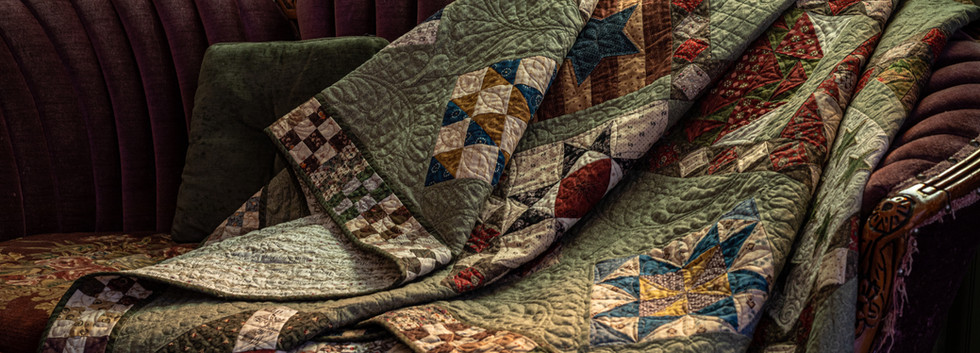 How Many Pieces Make Up a Quilt?