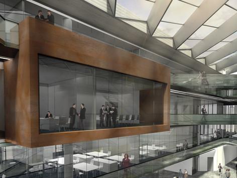 Istanbul Stock Exchange Meeting Rooms