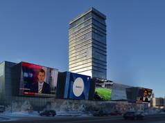 Astana Media Center Exterior