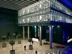 Astana Media Center Entrance Hall