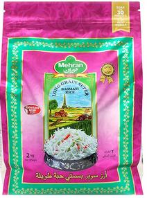 Mehran Rice 5 lbs bag
