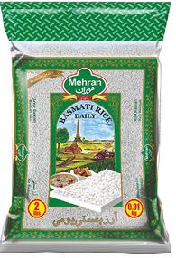 Mehran Rice 2 lbs bag