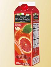 Blood Orange Juice