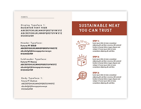 RusticPrarie_STYLEGUIDE_website_fonts co