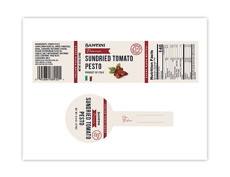 Santini Foods Styleguide_website_Graphic