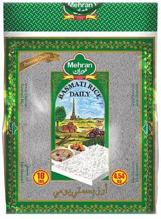 Mehran Rice 10 lbs bag
