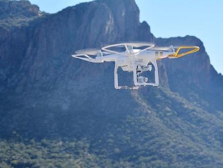 DJI limitará sus drones mediante software para que cumplan la ley