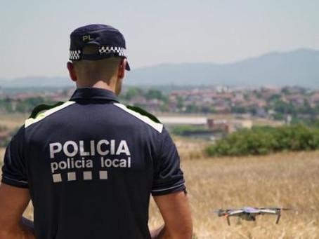Drones para controlar el confinamiento: así se cazará a los infractores.