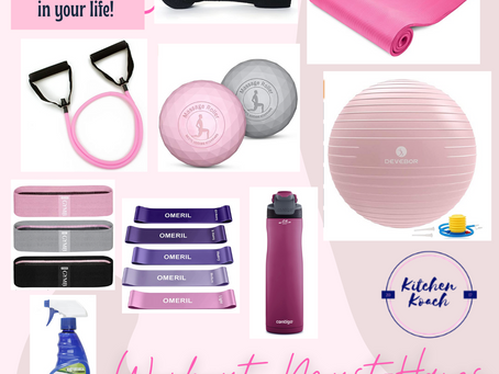 Workout Must-Haves!