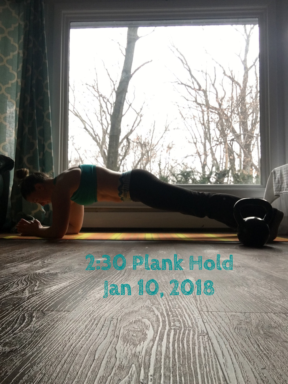Plank Chronicles - Month 1 Update
