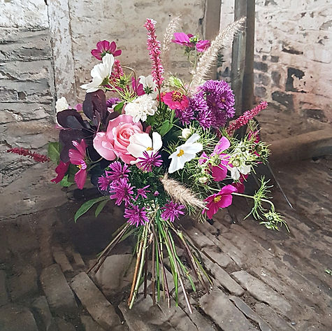 eco bouquet delivery bude cornwall