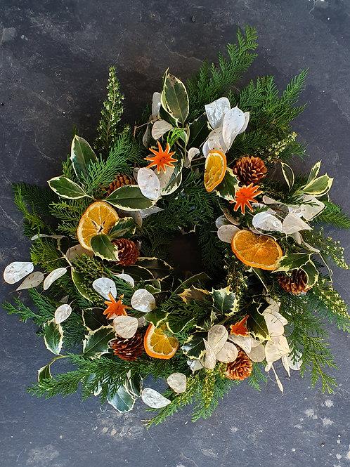 Natural Grave Wreath