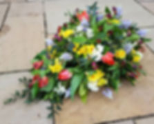 flowers for funerals bude cornwall