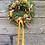 Thumbnail: A Golden Christmas Wreath
