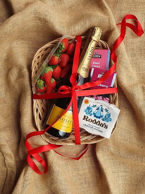 Lovers Night in Basket
