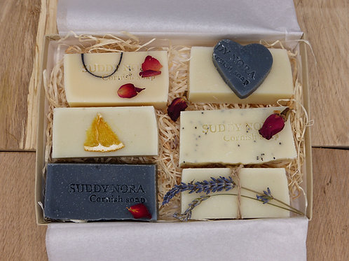Suddy Nora Unwrapped Soaps