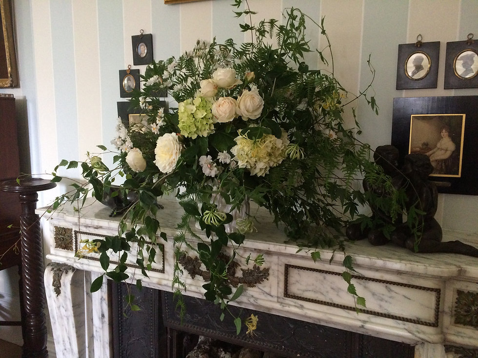 funeral flowers in bude