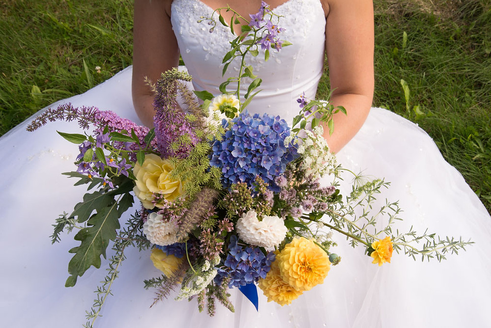 Flowers for Weddings in Bude