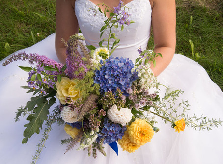 Handpicked Wedding Flowers