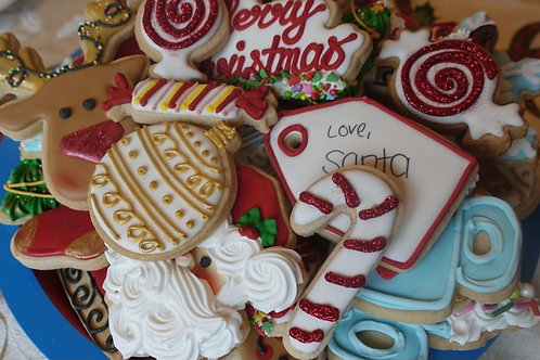Christmas Cookie Assortment