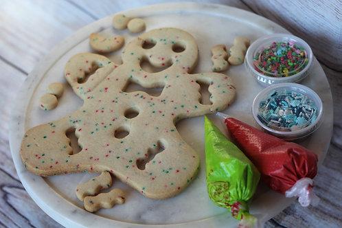 DIY Gingerbread Man