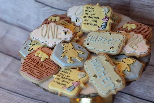 Pooh Bear Cookies