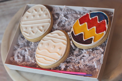 Paint Your Own Cookie Set