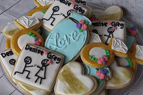 Engagement Cookie Set