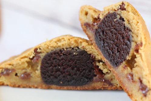 Brownie Stuffed