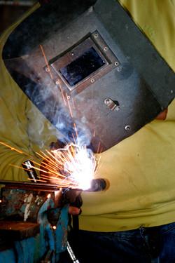 Initiation à la sculpture en métal