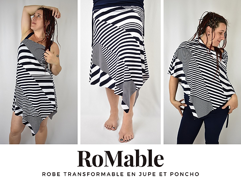 Romable (robe transFormable)